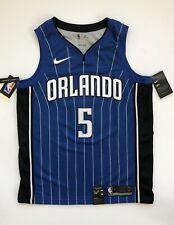 dca304aae Nike Mohamed Bamba Orlando Magic Blue Swingman Icon Edition Jersey - Large