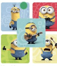 25 Despicable Me Minions  Character Stickers Party Favors Teacher supply