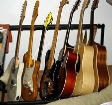 Rockstand Gitarren Ständer fur mehrere E Gitarre Ackustik und Bässe