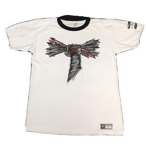 "Vintage CM Punk ""Best Since Day One"" Large T-shirt *FLAW*"
