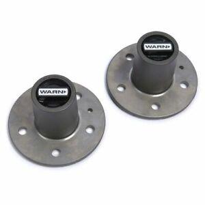 Warn 29071 Standard Locking Hub - 27 Spline (Set of 2) NEW