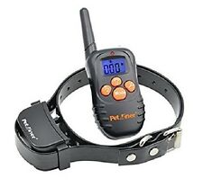 Pet Trainer RF Dog Training Collar Rechargeable and Rainproof Remote Dog Collar