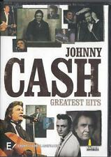 JOHNNY CASH GREATEST HITS - NEW & SEALED DVD - FREE LOCAL POST