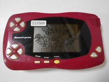 Z15569 Bandai WonderSwan Swan Crystal Wine Red Console WS JP * Express