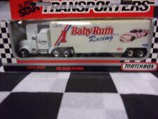 1992 Matchbox Jeff Gordon's Baby Ruth Nascar Hauler 1:64
