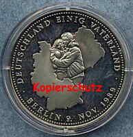 Medaille - Deutschland einig Vaterland - 8. Nov. 1989 - MDM