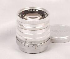 Chiyoko Super Rokkor 50mm f2 C Leica L39 Screw MINOLTA #016464