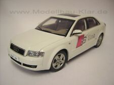 Paudi Audi A4 1.8T S-Line 2003 weiss 1:18