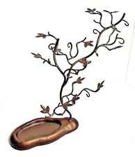 Metal Tree Earring Necklace Jewelry Store Display Stand Holder Rack