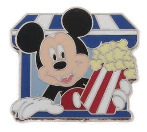 2016 Disney Delicious Trading Starter Mickey Popcorn Pin N6