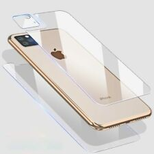 9D Tempered Glass Film Screen Protector 360 Full Body Case for iPhone 11 Pro