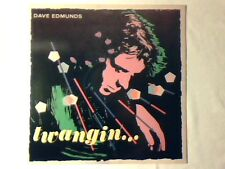 DAVE EDMUNDS Twangin... lp STRAY CATS CHESTERFIELD KINGS COME NUOVO LIKE NEW!!!