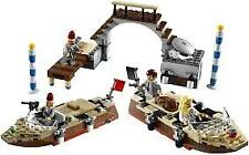 LEGO Indiana Jones 7197 Venice Canal Chase 100%Complete + Instructions Rare VGC