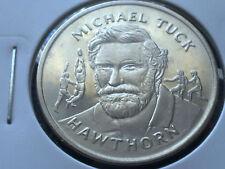 MICHAEL TUCK- HAWTHORN HAWKS HERALD SUN AFL COMMEMORATIVE MEDAL COIN