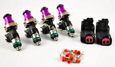 Honda S2000 AP2 F22C1 F22 850cc bosch Fuel Injectors clips adapters 2006-09 vtec