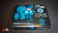Star Trek The Next Generation TNG Customisable Card Game Federation Premium Card
