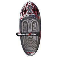 NEW Hydroslide Revolution Kneeboard Black 52 Inch FREE SHIPPING