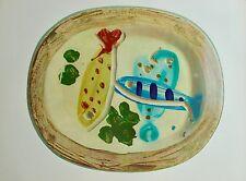 Kunstdruck Keramik von Pablo Picasso, gedruckt 1959 in der Schweiz Nr. 6