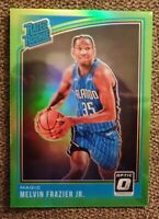 2018-19 Donruss Optic Green PRIZM #153 Melvin Frazier Jr. /149 ORLANDO MAGIC