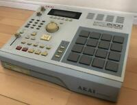 AKAI MPC 2000 Memory expanded Various accessories available