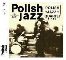 CD POLISH JAZZ QUARTET / Polish Jazz vol. 3 / reedycja 2016 KAROLAK WROBLEWSKI