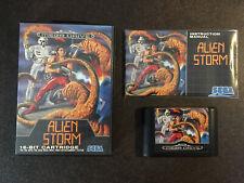 Sega Megadrive Alien Storm complet