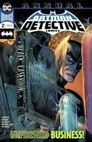 Detective Comics Annual #2 DC Comic 1st Print 2019 Unread NM