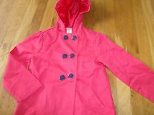 GYMBOREE SMALL 5 6 YEARS FALL JACKET BTS Brightest in Class Smart Little Lady