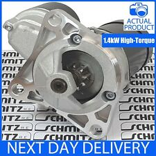 NEW HIGH-TORQUE Starter Motor Ford 1.8 2.0 CVH/Zetec-mated to-MT75 Pinto/Type9
