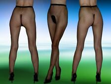 SeXy Netzstrumpfhose, Pantyhose, schwarz, Einheitsgr. S- L !!!