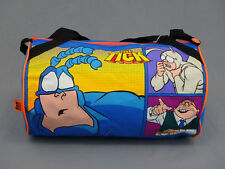THE TICK LIGHTWEIGHT VINYL DUFFLE BAG GYM BAG NEW NEVER USED MINT CONDITION