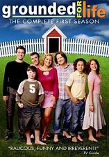 GROUNDED FOR LIFE: COMPLETE SEASON 1 (Donal Logue) - DVD - Sealed Region 1
