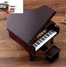 JAPAN SANKYO RED WIND PIANO MUSIC BOX  ♫  Love Me Tender - Elvis Presley ♫