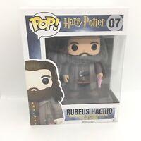 Harry Potter Funko Pop! Vinyl Figure Rubeus Hagrid #07