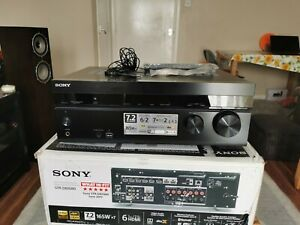 Sony STR-DN1080 in Black. Dolby Atmos AV Receiver in Excellent condition.