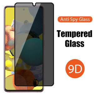 For Xiaomi Poco X3 Pro / M3 / X3 NFC 9H Privacy Tempered Glass Screen Protector