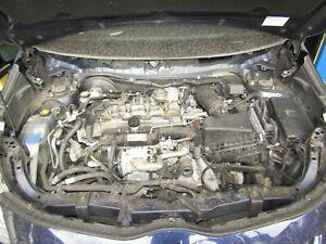 Toyota Corolla Verso - Engine (2011) 2.2 Diesel