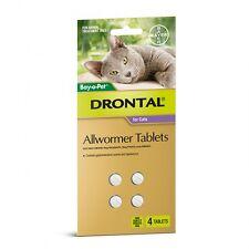 Drontal Cat 4KG 2 tab - 4 tab