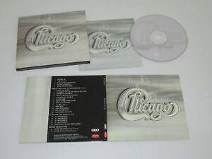 Chicago/Chicago (Rhino 8122-76172-2) CD Album Digipak