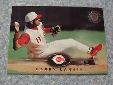 L#63 1995 Topps Stadium Club #35 Barry Larkin, Cincinnati Reds, NrMt