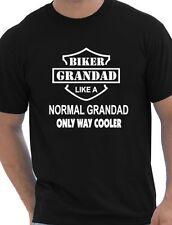 Short Sleeve Biker Singlepack T-Shirts for Men