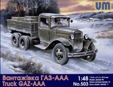 UNIMODEL 1/48 GAZ-AAA camión #503