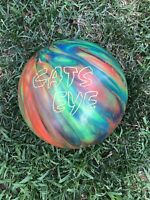 Ebonite Cats Eye Bowling Ball