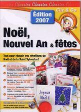noêl nouvel an et fêtes (NEUF EMBALLE)