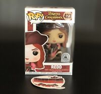 Funko Pop! Pirates of the Caribbean Redd Redhead #423 Disney Park Exclusive