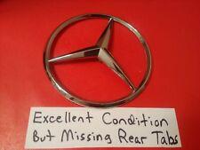 ✅ OEM 98 99 00 01 02 03-05 Mercedes ML320 ML350 ML430 ML500 Front Grille Emblem
