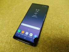 DAMAGED SAMSUNG GALAXY NOTE 8 64GB SMARTPHONE (3) SPARES REPAIRS (S4295)