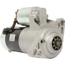 New starter motor suits New Holland TC25, TC29, TC30, TC31, TC33 tractors