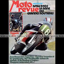 MOTO REVUE N°2165 BMW R 90 S HARLEY X 90 SHORTSTER & SX 250 MICHEL ROUGERIE 1974