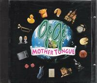 GEGE' TELESFORO AND THE MOTHER TONGUE - RARO CD OMONIMO FUORI CATALOGO